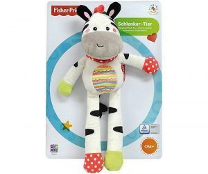 Sebra bamse - Fisher Price