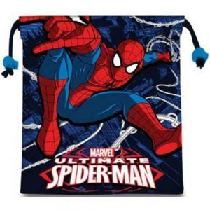 Spiderman gymbag