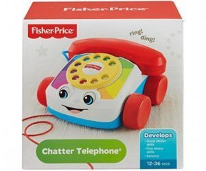 FISHER PRICE Leketelefon/draleke