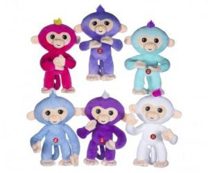 Fingerlings apekatt kosedyr