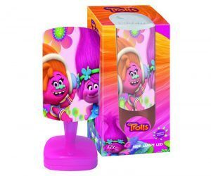 Trolls LED bordlampe