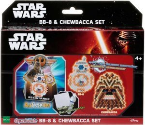 Star Wars Aquabeads BB-8 & Chewbacca Sett